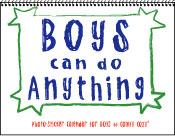 Boys 7-9 year old Calendar