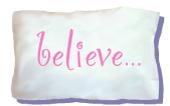 Believe...pink