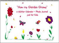 Garden Calendar for Kids